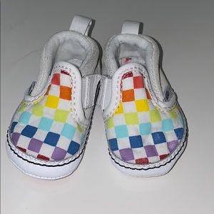 Infant Vans Size 1